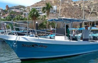 25ft sea boy charter tmb
