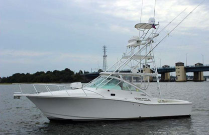 33ft chivato cabo express charter tmb