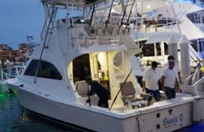 36ft susie q luhrs charter tmb